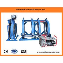 Máquina de soldadura de tubos HDPE / PE Sud1000h