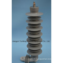 Outdoor a. C. High-Voltage Drop-out Metal Oxide Surge Arrester