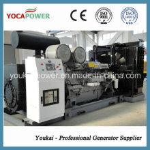 1600kw / 2000kVA Tipo abierto generador diesel con el motor de Perkins