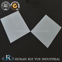 Placa cerâmica de Alumina resistentes ao desgaste