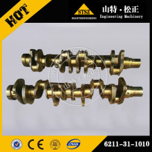 Komatsu HD465-7 Crankshaft 6240-31-1101 SAA6D170E-3