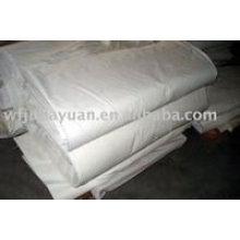 100 tela de algodón para la camiseta (precio bajo de alta calidad) propia fábrica