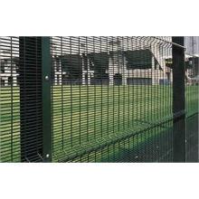 La mejor malla de la calidad 76.2mm * 12.7mm galvanizó la alta seguridad galvanizada la cerca 358 del acoplamiento / la cerca de seguridad de la prisión