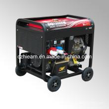 8kw aire-enfrió el modelo portable del generador diesel (DG12000E)