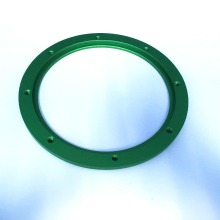 CNC Turning Drilling Anodized Aluminum Parts Ring