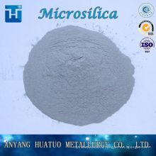 Micro silica for concrete and mortar