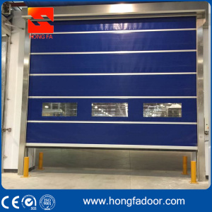 Safety Light Curtain Access Control High Speed ​​Door