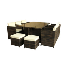 Горячие продать открытый обеденный стул мебель ротанг