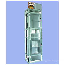 Power Dumbwaiter, Service Elevator, Lift (hairline stainless steel) of Best Technology