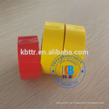 Material de etiqueta de papel plástico que carimba a máquina de codificação imprimindo a fita quente da folha de carimbo