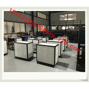 Low Temperature -10℃ Water-cooled Chillers