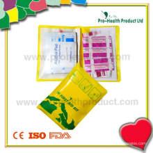 Kit de primeiros socorros de bolso médico (PH052)