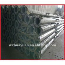 hot dip galvanized steel column