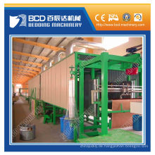 Hoher/niedriger Druck automatische kontinuierliche Foam Produktionslinie