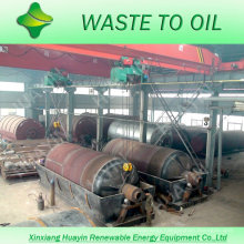 Demo Running Plants 5/8/10T Tire Recycling Machine/Rubber Powder Plant With CE,SGS,ISO,BV