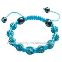 Vente en gros tresor paris shamballa bracelet BRS-0013