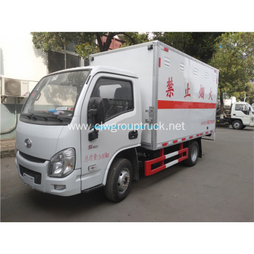 Small van cargo truck 5-10 ton delivery truck