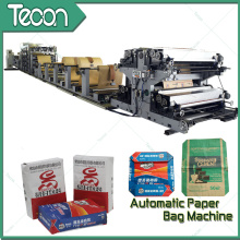 High Quality Cement Paper Bag Making Machine
