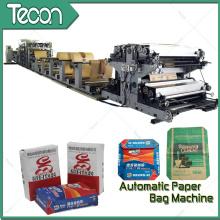 Machine de formage de sacs de ciment ultra-rapide informatisé (ZT9802S et HD4916BD)
