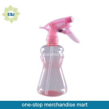 water mist spray bottle fan with pressure pump