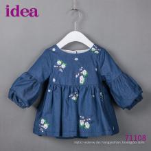 71108 Little Baby Girl Dress Kleinkinder & Kleinkinder Denim Kleid
