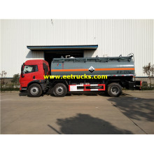 Camion-citerne FAW 14000 litres HCl