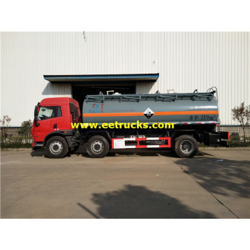 FAW 14000 Liters HCl Tank Trucks