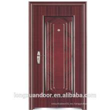 Puerta Fire-rated, puerta de acero, puerta cortafuego exterior