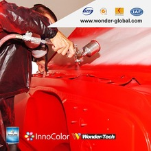 InnoColor Solid Color Paint For Auto Refinish