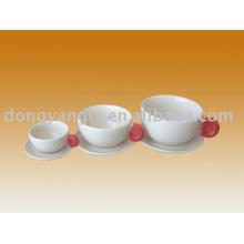 juegos de tazas de café de porcelana