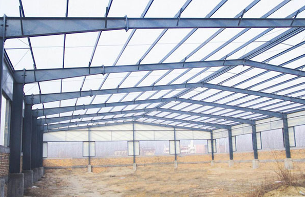 Poultry House Shed Steel Structure