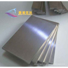 Plaque de zirconium (feuille), plaque de zirconium