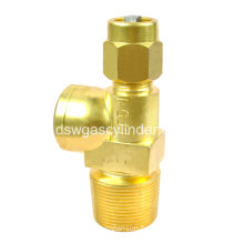 Compressed Gas Cylinder Valve