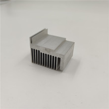Aluminum Radiator Heat Exchange Extrusion Profile
