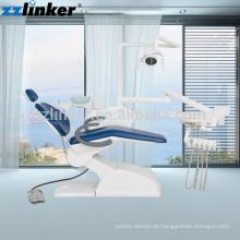 LK-A13 CE genehmigte ökonomische niedrige angebrachte LED-Lampe komplette zahnmedizinische Maßeinheit