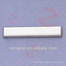 Rectangle Metal Tag Logo Plate for Bag (N21-667A)
