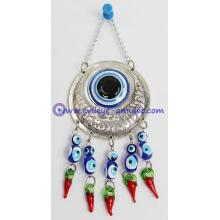 Wholesale Turkish Evil Eye Car Hanging Ornament with evil eyes Feng Shui Protection