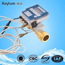 Ультразвуковой расходомер воды и тепла