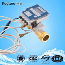 Medidor de fluxo de calor por água ultra-sônico