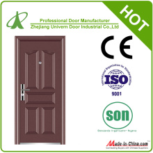 Exterior Door with Opening Window