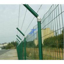 Clôture de maille néerlandaise excellente enduite par PVC (TS-J28)