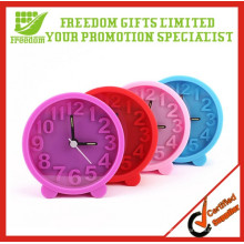 Promotion Gifts 100% Silicone Mini Alarm Clock