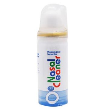 Pulverizador nasal de água mineral fisiológica