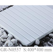 China Lieferant Haus Decke Design neuesten Technologie akustische Fliesen Decke
