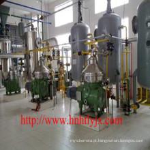 Maquinaria de refinação do óleo comestível 50T / D