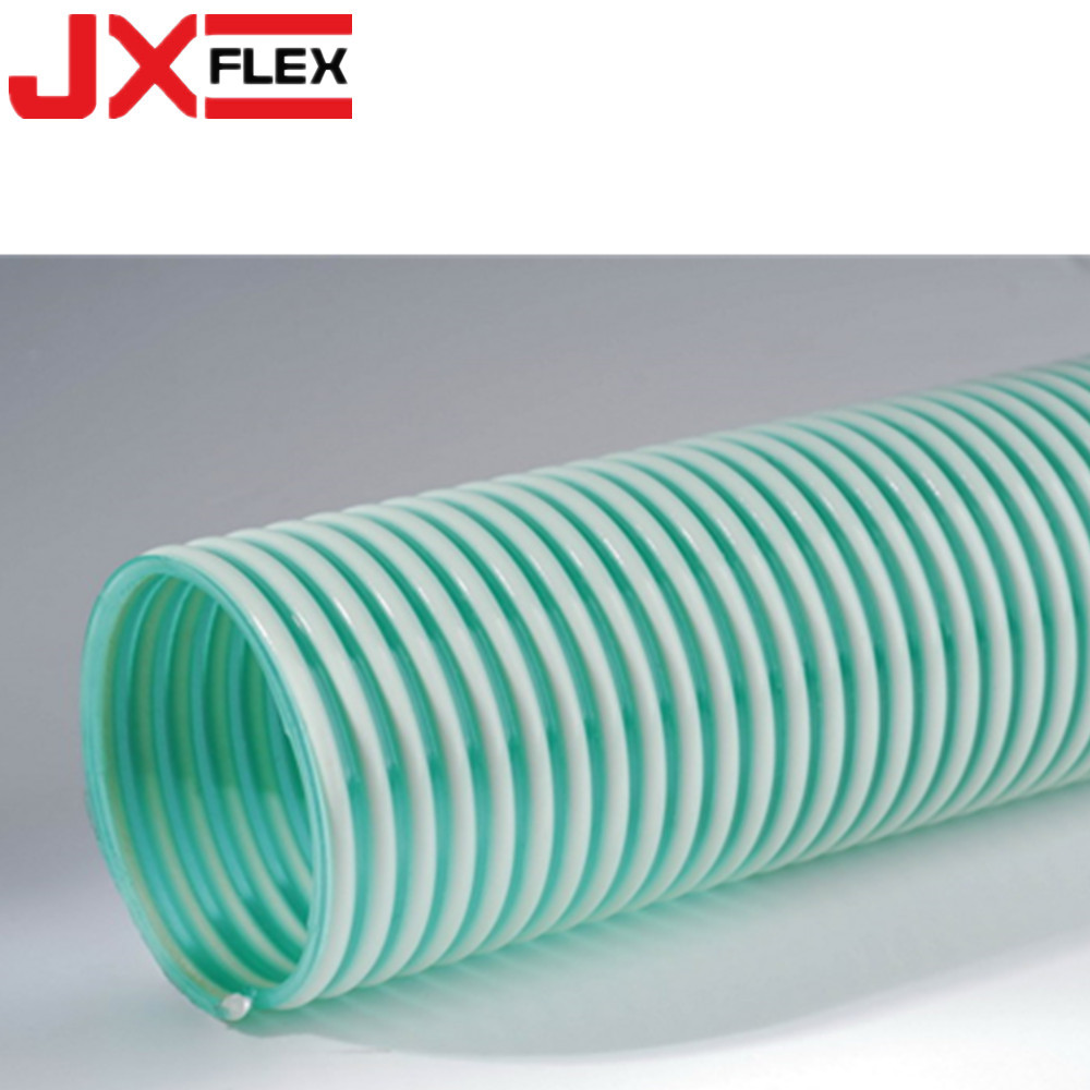 Pvc Suction Green Pipe
