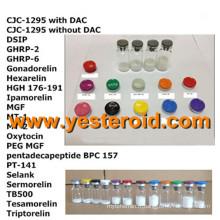 L'acétate d'Ipamorelin de Pentapeptide / Ipamorelin 2mg / fiole améliorent la tonalité de peau