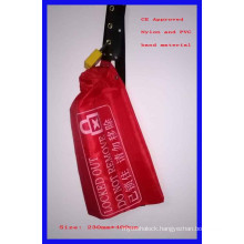 Control Lockout Cover, Nylon Bag, Red with CE Marked E91