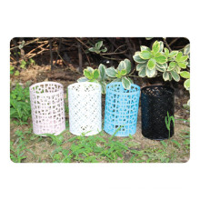 Particular, decoración del hogar Metal Garden Candle Holder