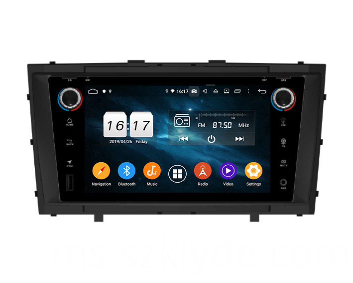 Avensis 2008 multimedia android 9.0